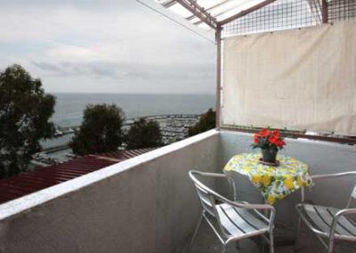 Terrazzo bungalow La Vedetta
